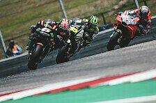 MotoGP-Analyse Austin: Warf Cal Crutchlow das Podest weg?