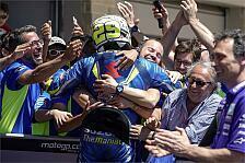 Andrea Iannone: Grundstein für Jerez-Erfolg viel früher gelegt