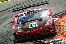 Blancpain: Niederhauser beeindruckt bei Gaststart in Monza
