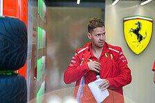 Vettel verrät: Darum nach Verstappen-Abschuss so cool geblieben