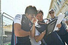 Formel 1: Stroll kontert Massa-Vorwürfe: Auto schuld, nicht ich