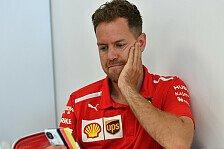 Formel 1 Baku: Vettel-Fehler in Serie - Ferrari in Problemen?