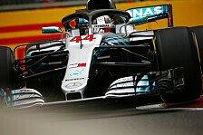 Formel 1, WM-Leader Hamilton besorgt: Nicht gut genug für Titel