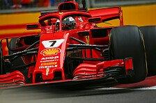 Formel 1: Räikkönen liefert wildes Baku-Quali, wirft Pole weg