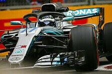 Formel 1, Baku paradox: Bottas vor Hamilton, hadert aber mehr