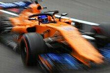 Formel 1, Alonso jagt die Top-Teams: Aber nur mit Windschatten