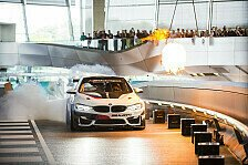 BMW M Motorsport Car Launch in der BMW Welt in München