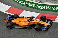 Formel 1 Baku, Alonso unaufhaltbar: Eines meiner besten Rennen