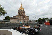 Formel E, Paris: Vergne siegt nach absolutem Chaos-Finale