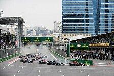 Neues Formel-2-Auto: Sicherheitsbedenken nach Startproblemen