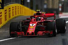 Formel 1 Baku, Renn-Statistik: Räikkönen bricht Schumi-Rekord