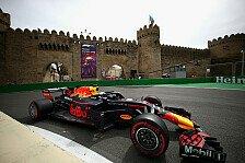Formel 1: Aserbaidschan GP in Baku bis 2020 sicher im Kalender