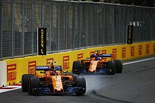 Formel 1, Alonso über McLaren B-Spec: Wunderwaffen gibt's nicht
