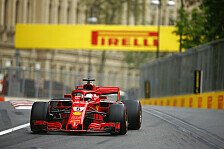 Formel 1 Baku 2019: Ferrari bei Reifenwahl extrem konservativ