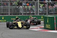 Renault: Neuer F1-Motor gut, nächstes Upgrade schon im Test