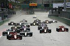 Formel 1, Baku 2019: Die heißesten Fragen vor dem Rennen