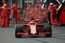 Rennanalyse Baku: Wie Ferrari Sebastian Vettels Sieg wegschmiss