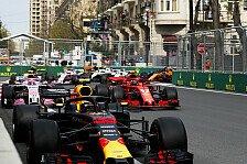 Formel 1: Neue Live-Show auf Twitter, mehr Video-Highlights