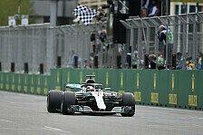 F1 Baku 2018, Presse: Glücksritter Hamilton holt sich den Sieg