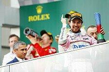 Racing Point plant: Wollen zu den besten Formel-1-Teams gehören