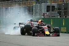 Formel-1-Boss: Regeln schuld am Red-Bull-Crash