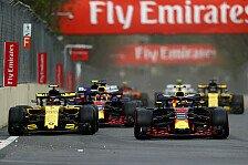 Formel 1 2019: Neue Aero-Regeln für enges Racing & Überholen