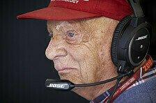 Niki Lauda: Details zum Gesundheitszustand nach Lungen-OP