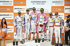 ADAC GT Masters in Most: Pole, Sieg und Podium für Mücke