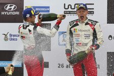 WRC Rallye Argentinien 2018: Alle Fotos vom 5. WM-Rennen