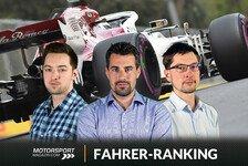 Formel 1 Baku, Fahrer-Ranking: Ferrari-Junior schlägt Vettel