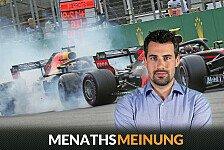 F1-Kommentar zum Verstappen/Ricciardo-Crash: Danke Red Bull!
