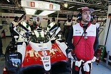 Alonso: Startplatz 2 bei WEC-Debüt für Toyota in Spa