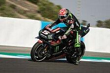 MotoGP Jerez - Johann Zarco: P2 auch ohne Dreifachsturz möglich