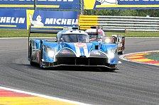 WEC Spa: Ginetta-LMP1-Autos zurückgezogen - Sponsor zahlt nicht
