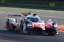 Fernando Alonso gewinnt bei WEC-Auftakt in Spa mit Toyota