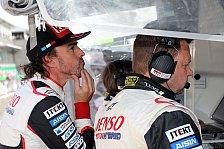 Toyota und Alonso verlieren WEC-Sieg in Silverstone