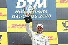 DTM-Auftakt: Paffett siegt in Hockenheim, Klatsche für Audi