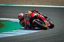 Marc Marquez: Jerez-Sieg nicht durch Speed entschieden