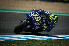 MotoGP - Valentino Rossi schlägt Alarm: Kein Motor gut genug!