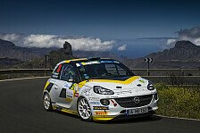 Gran Canaria: ADAC Opel Rallye Junioren auf Podest