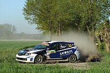 Markus Drüge übernimmt Führung im ADAC Rallye Masters