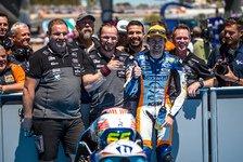 Philipp Öttl: So erklärt er seinen Moto3-Debütsieg
