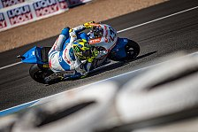Moto2 Jerez 2018: Schrötter zeigt Aufholjagd, Baldassarri siegt