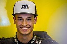 Moto2: Lukas Tulovic fährt in Valencia für Forward Racing!