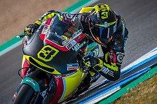 Lukas Tulovic startet 2019 in der Moto2 - Vertrag unterzeichnet