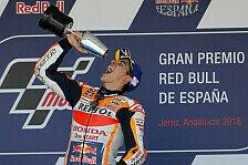 MotoGP-Check: Wer kommt als Favorit nach Jerez?