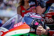 MotoGP - Aleix Espargaro verlängert bei Aprilia bis 2020