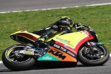 Le Mans: So lief das zweite Moto2-Rennen für Lukas Tulovic
