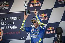 Andrea Iannone bestätigt: Bei Suzuki mit Saisonende raus