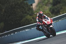 MotoGP Testfahrten Jerez 2018: Bestzeit für Nakagami an Tag 2